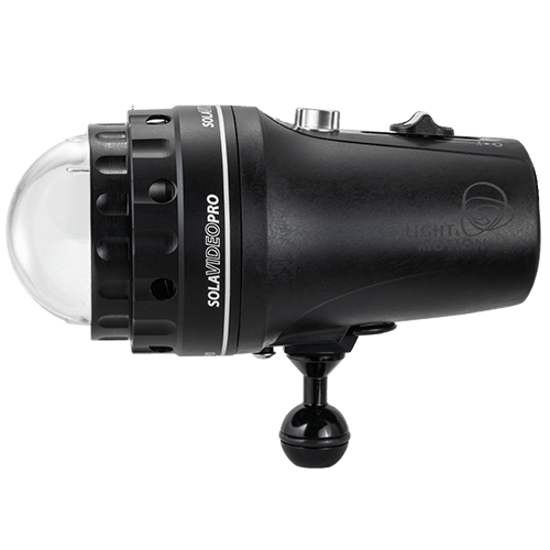 Light & Motion Sola Video Pro 12000