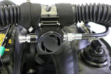 ISC Breathing loop assembly with BOV complete, includes hose kit