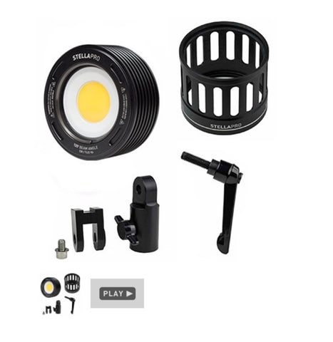 Light & Motion Sola Pro 5000 Lumen Air Kit