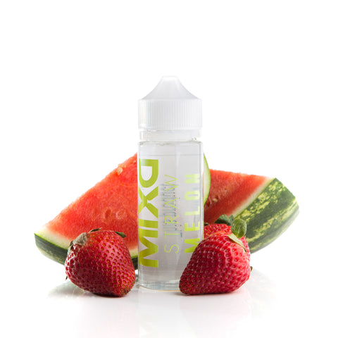 Strawmelon by Mixd E-Liquids | Strawberry watermelon candy ejuice