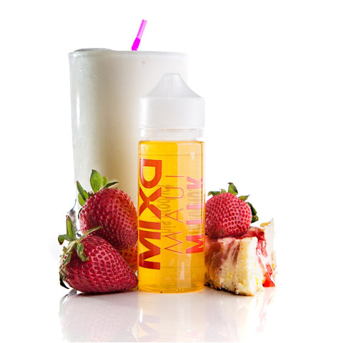 Maui Milk | Mixd E-Liquids | Strawberry Cheesecake Ice Cream E Juice