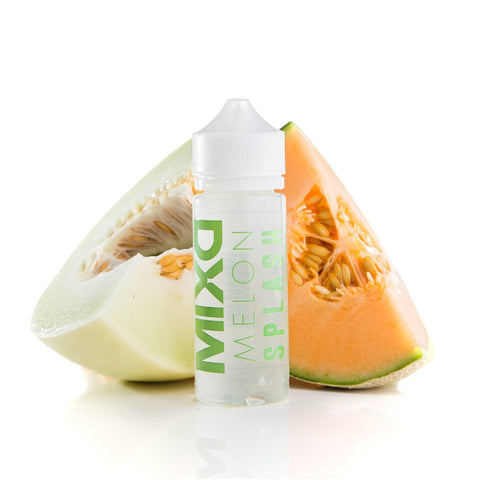 Melon Splash | Mixd E-Liquids | Honeydew, Cantaloupe, Watermelon Ejuice