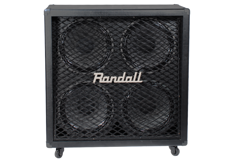 Diavlo 4x12 Cab Celestion V30 Equipped. 240 WATTS