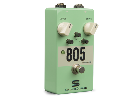 805 Overdrive Pedal