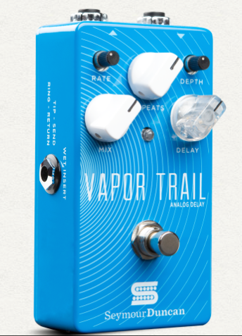 Vapour Trail Analog Delay Pedal
