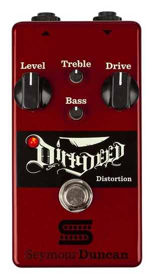 Dirty Deed Distortion Pedal