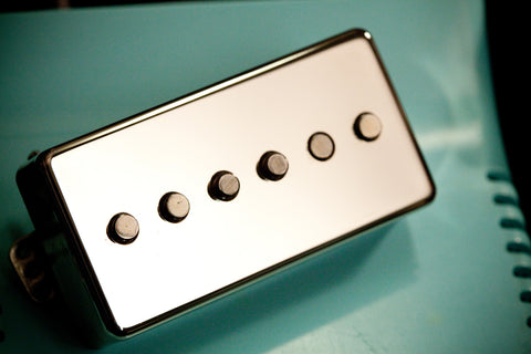 Seymour Duncan Custom Shop APS Strat under Humbucker Cover