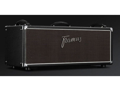 Framus CS Head- Black 30 Watts Class A Hand wired 2 channel