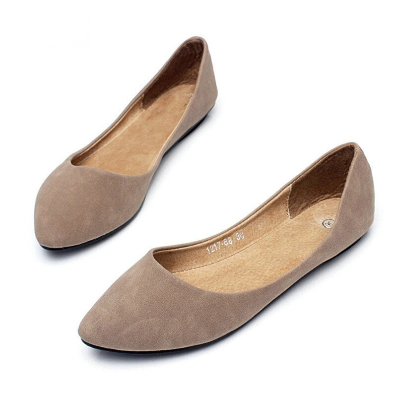 Women Sandals Shoe Woman Genuine Leather Flat Shoes Fashion Hand-sewn Leather Loafers hole shoes