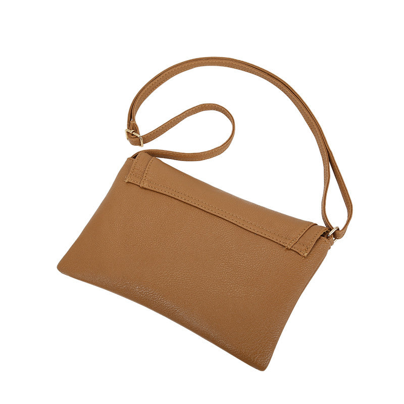 Vintage Leather Handbags Women Wedding Clutches Ladies Party Purse Crossbody Shoulder Messenger Bags