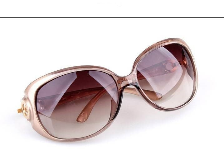 New Design Fashion Women Sunglasses Driving Goggle High Quality Polarized UV400