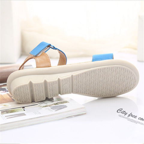 Women Flat Sandals Summer Shoes Wedge Sandals Shoes
