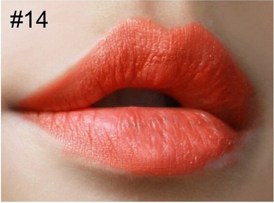 Matte Lipstick Brand Makeup Labiales 38 Color  Long Lasting Batom Waterproof Velet Color