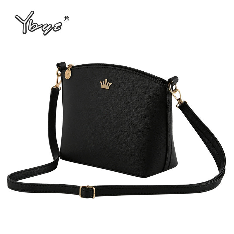 Casual Small Imperial Crown Candy Color Handbags Women Crossbody Shoulder Messenger bags - Style Lavish