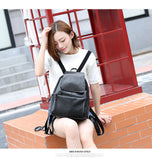 Women Cost-effective Backpack Vintage School  Casual Backpack Bags