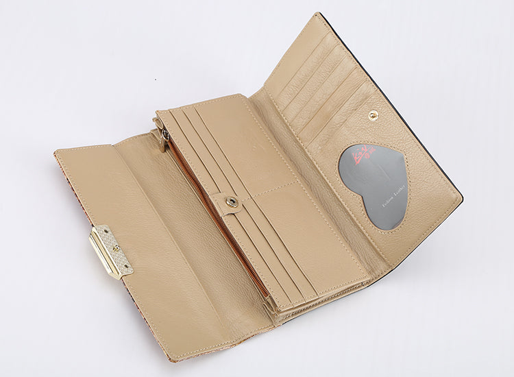 Women Wallets Genuine Leather Coin purse