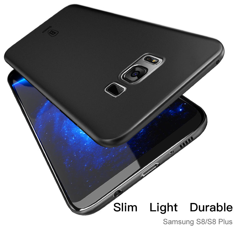 Cover Case For Samsung Galaxy S8 Case Ultra Slim Back Protective Shell Cover Case For Galaxy S8 Plus - Style Lavish