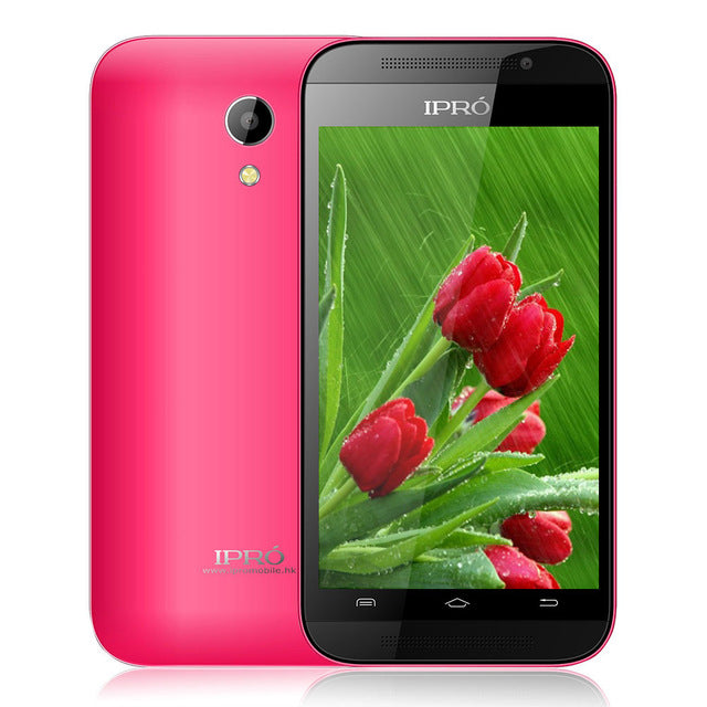 IPRO WAVE 4.0 Brand New 4.0 Inch Smartphone Android 4.4 Sell Phone Celular MTK6572 512M RAM 4G ROM Dual SIM Unlocked Cell Phones