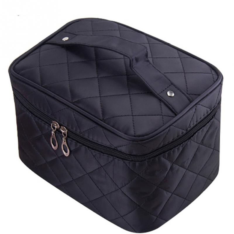 Cosmetic Bag Travel Organizer Beauty Pouch Functional Professional  Makeup Case Bags - Style Lavish