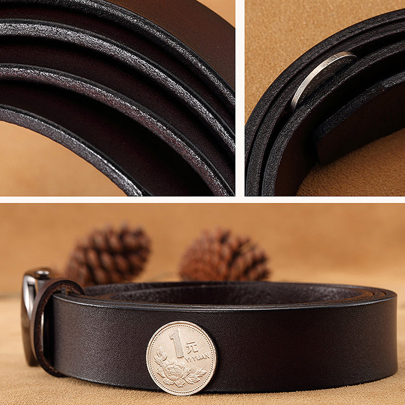 Women Leather Belt Cummerbunds Wide Belts