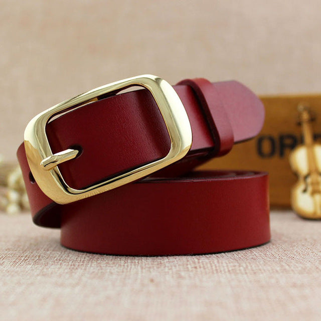 Women Belt Cummerbunds Wide Leather Belts