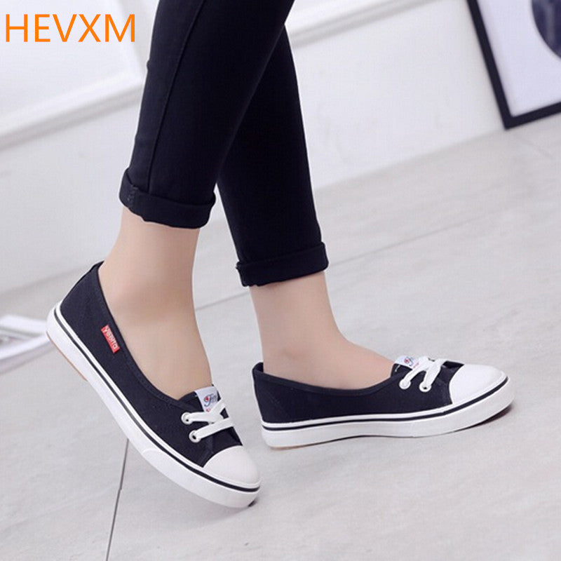 d3e9a8fe4b4a ... Spring Summer Women Fashion Shallow Mouth Trend A Pedal Flat Shoes  casual Lazy shoes ...