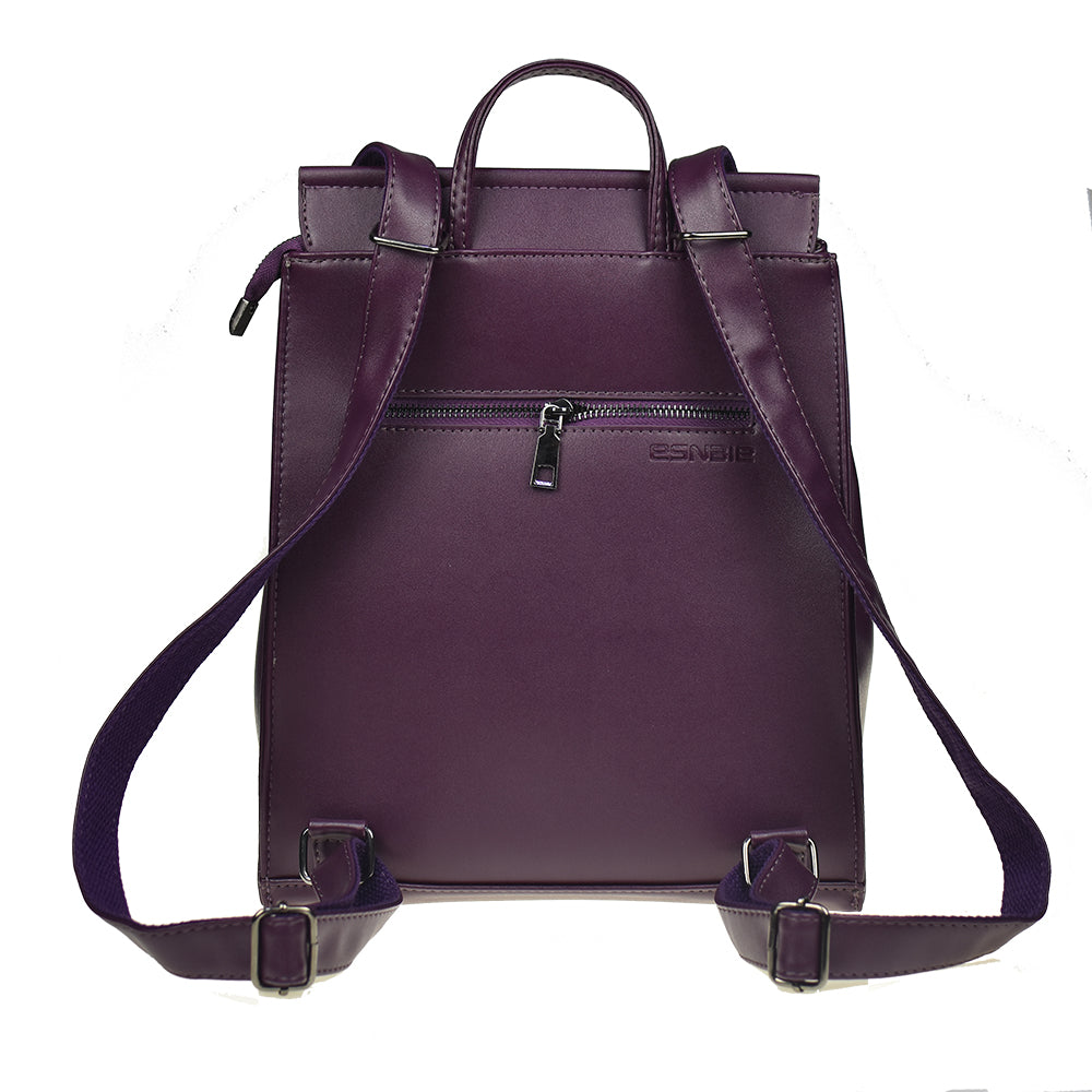 Women  Fashion PU Leather Fashion Backpacks for School Shoulder Bag