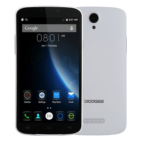 Doogee X6 Pro Android 5.1 Smartphone MT6735 Quad Core 1280 x 720 Pixels 2G RAM 16G ROM 4G LTE Mobile phone 5.5 Inch Cell Phone