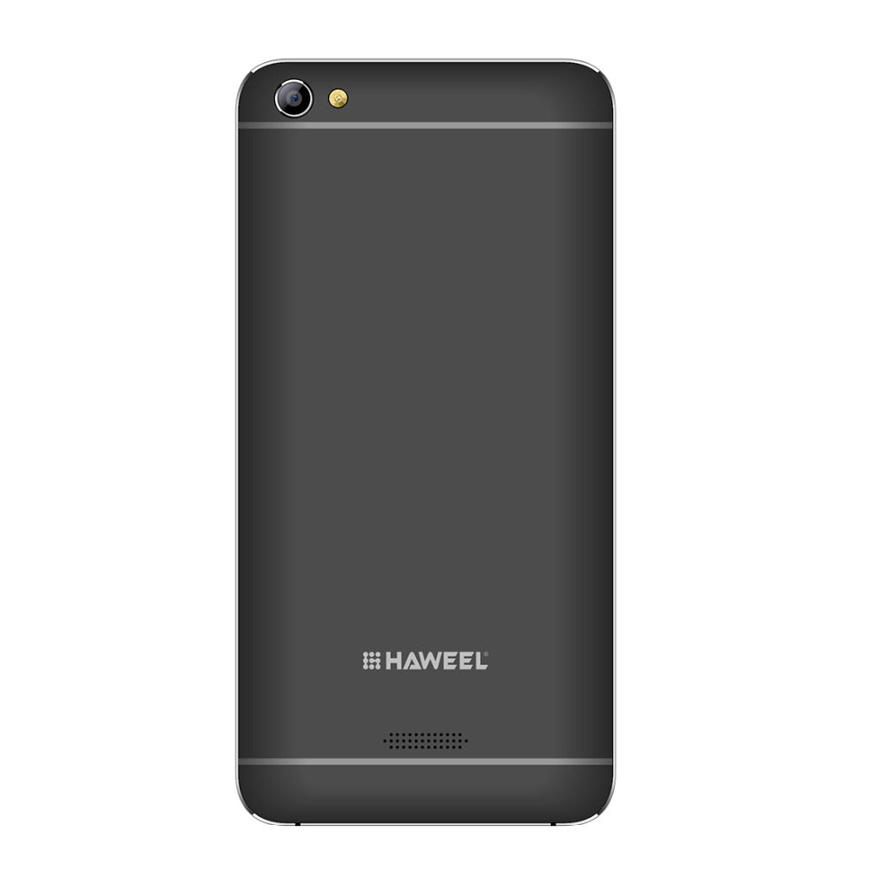 HAWEEL H1 Smartphone 1GB RAM 8GB ROM 5.0 inch Android 6.0 MTK6580 Quad Core 1.2GHz Dual SIM 3G WCDMA Cellphone Mobile 2300mAh