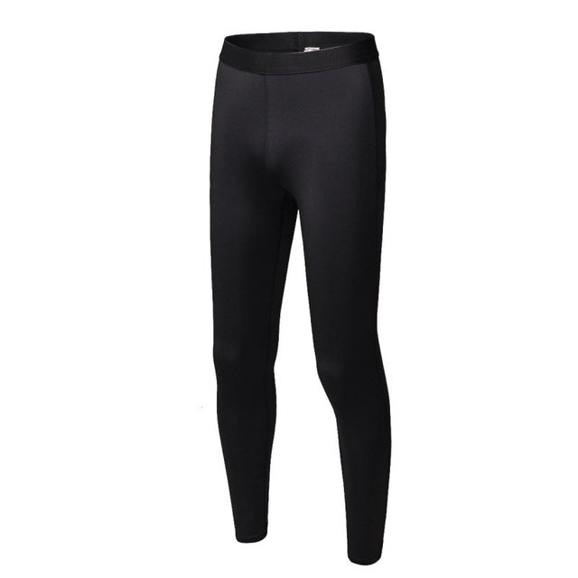Quick-dry Women Skin Tight Compression Thermal Warm Long Pants