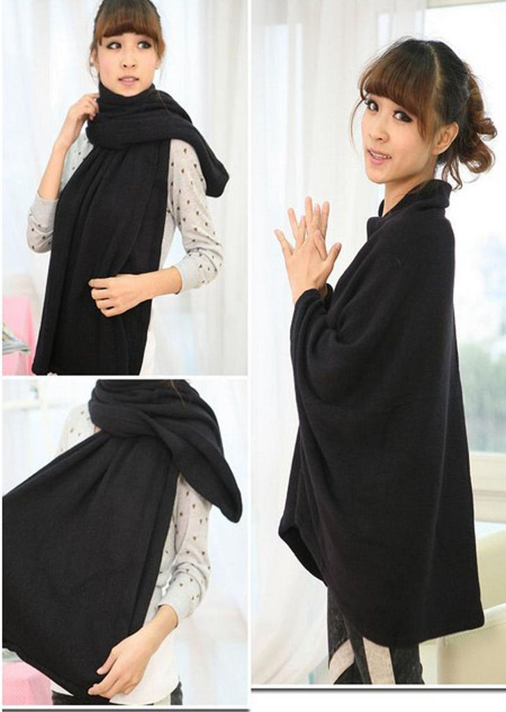 Women Long Sleeve Knitwear Jumper Cardigan Coat Jacket Casual Sweater Tops