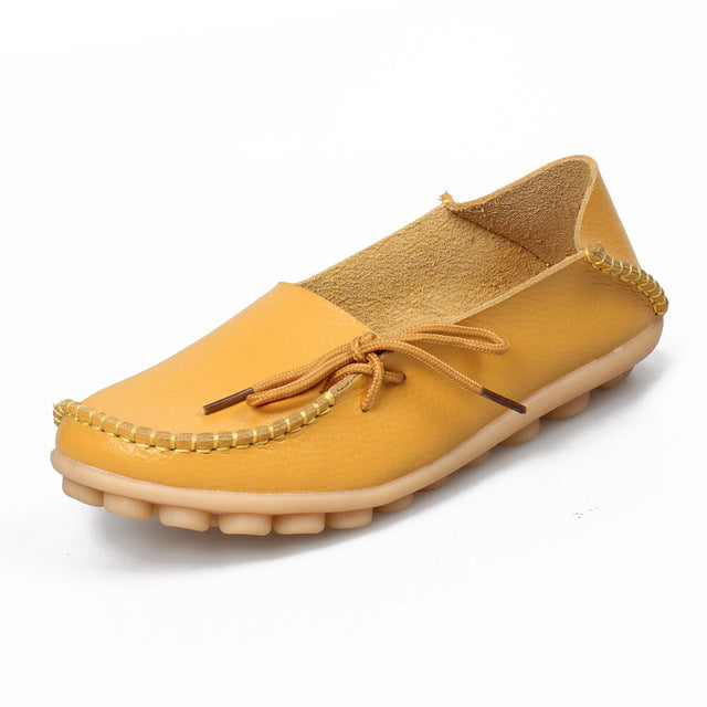 Soft Leisure Flats Moccasins Loafers