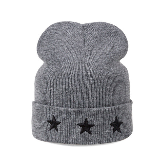 Fashion Brand Beanies Women Winter Hat For Women Men Warm Hat Caps Knitted Cap - Style Lavish