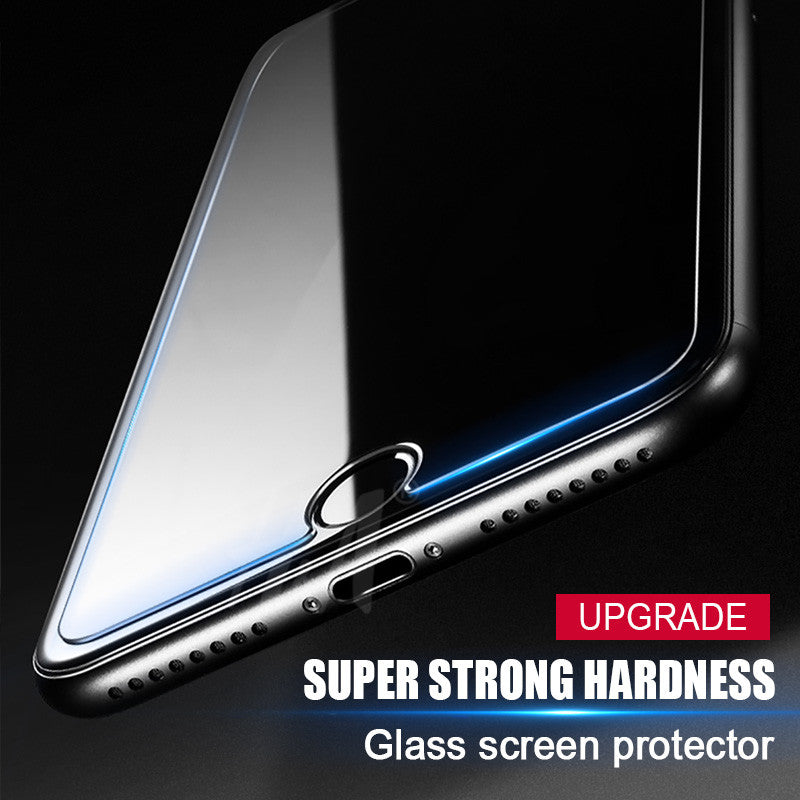 2.5D 0.26mm 9H Premium Tempered Glass for iphone 7 6 6s plus Screen Protector for iphone 6 7 6s 5 5s 4 protective glass - Style Lavish