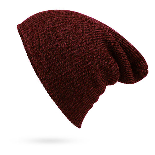 Bonnet Beanies Knitted Winter Hat Caps Skullies For Women Men Beanie Warm Baggy Cap Wool Gorros - Style Lavish