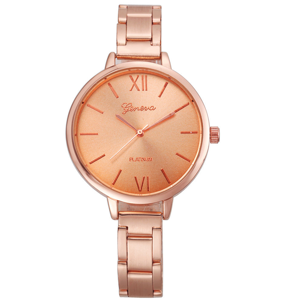 Analog Quartz Wrist Watch - Style Lavish