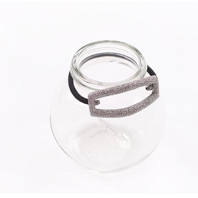2PCS Women Girl Hair Ring Hollow Hair Tie Head Hair Accessory  GD