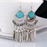 1 Pair Fashion Women Ladies Earrings Bohemia Style  Earrings - Style Lavish
