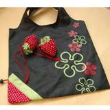 8 colors New Special Shopping Bags strawberry shape after fold-able Eco shopping storage bag Load-bearing about 20kg - Style Lavish