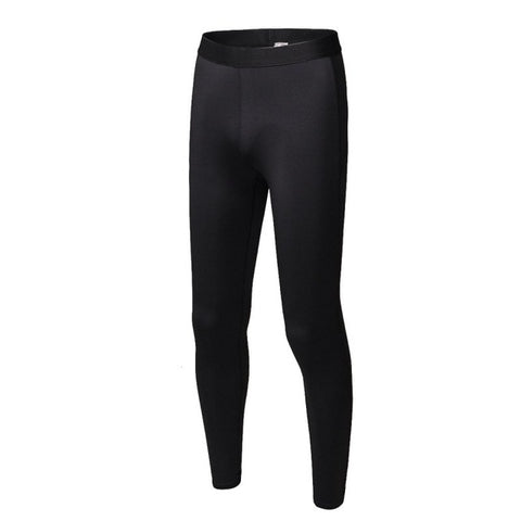 New Quick-dry Women Skin Tight Compression Thermal Warm Long Pants X09
