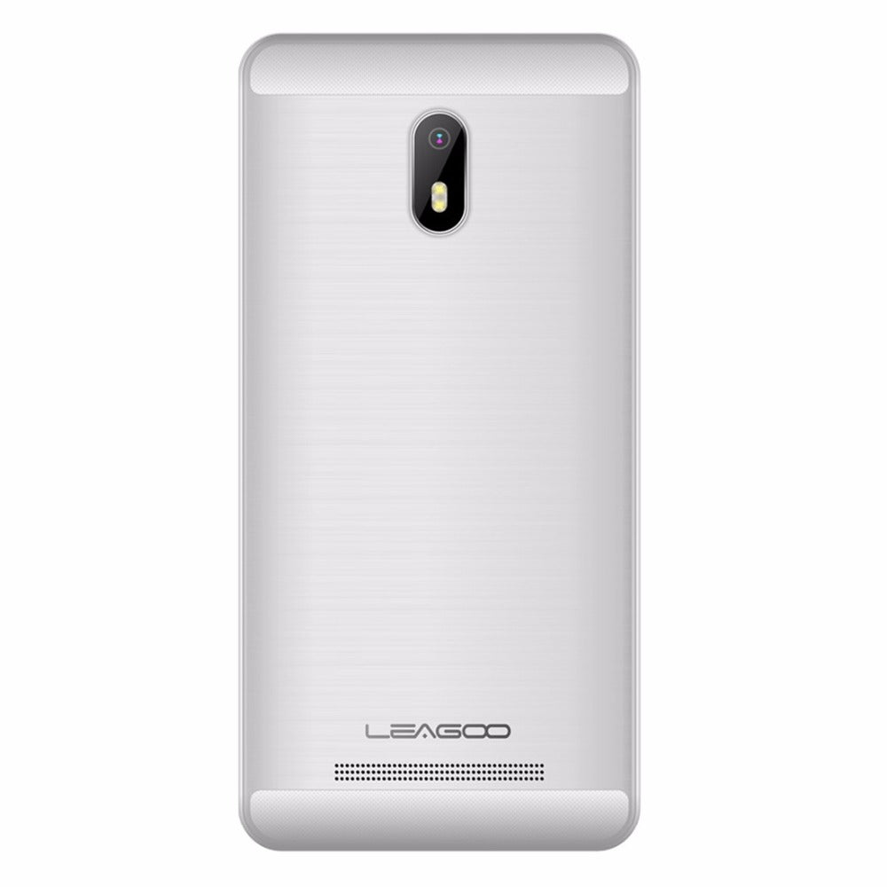 "2017 Original leagoo Z6 Mobile phone 4.97"" MT6580M Quad Core 1.3GHz 1GB RAM+8GB ROM Android 6.0 2000mAh 5MP 3G WCDMA Smartphone - Style Lavish"