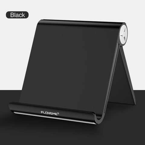 Phone Holder Stand For iPhone X 8 7 For iPad Universal Adjustable Foldable Mobile Phone Tablet Desk Holder Stand Mount