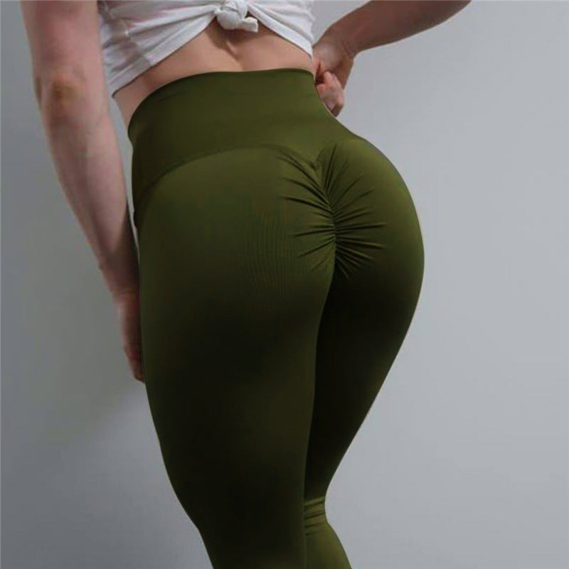9 Colors Butt Lifter High Waist Leggings Push Up Casual Gothic Fitness Women Sexy Pants Jegging Leggins - Style Lavish