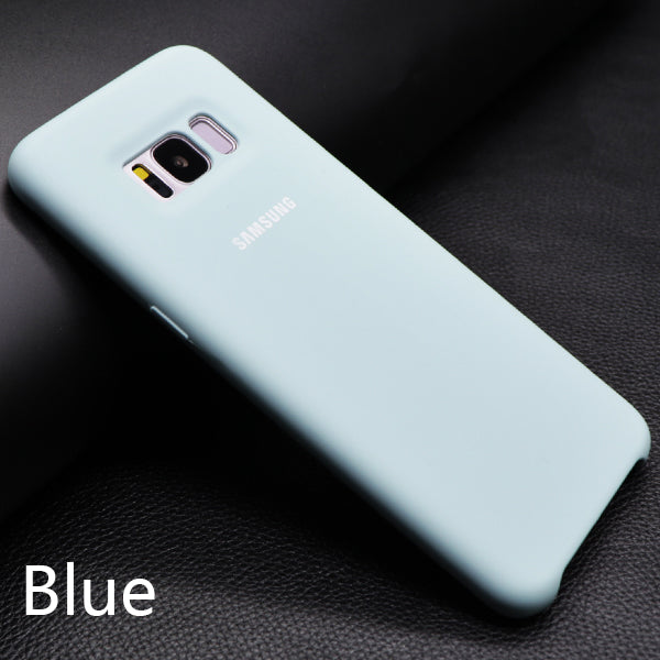 2f6fe096750 Samsung S8 case silicone back cover galaxy S8 plus hard phone case Ful