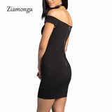 Women Hollow Out Bandage Dresses Summer Sleeveless Lace Up One Piece Party Dresses Ribbed Bodycon Dress