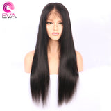 Eva Hair Lace Front Human Hair Wigs Pre Plucked Hairline With Baby Hair Straight 8