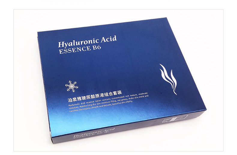 10PCS Lot BIOAQUA Face Skin Care Moisturizing Hyaluronic Acid Liquid Pulling Compact Anti-aging Skin Whitening Anti-Wrinkle Care - Style Lavish