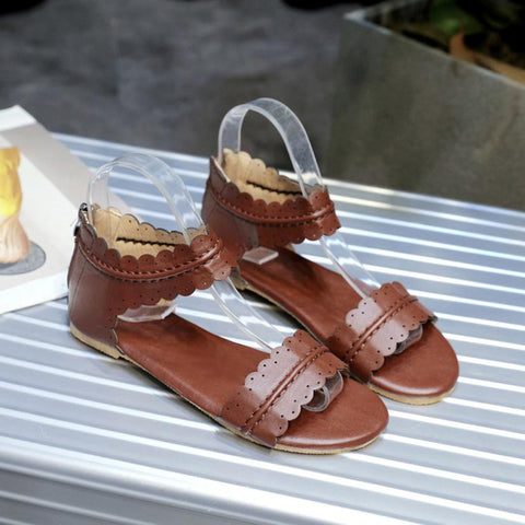 Women shoes Flat Wedges Rome Sandals Platform Summer Shoes