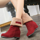 Women's Snow Boots Winter Ankle Boots Women Shoes Boots Fashion Shoes