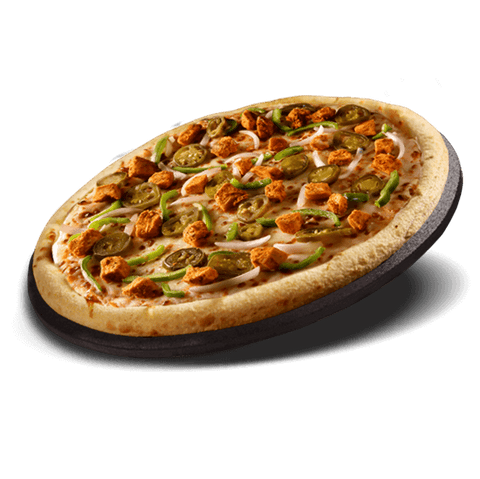 Hot & Spicy Pizza-Domino's - Dr Bake Pakistan Send gifts to Lahore, Karachi, Islamabad, Pakistan